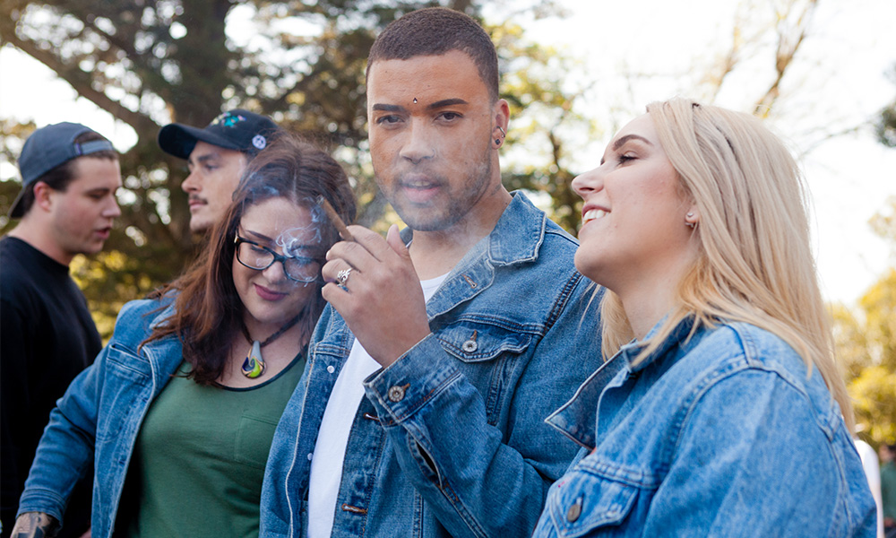 Mistakes to avoid when smoking weed for the first time